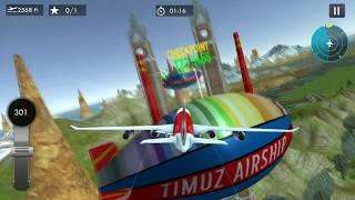Euro Flight Simulator 2018 Gameplay | Android Simulation Game