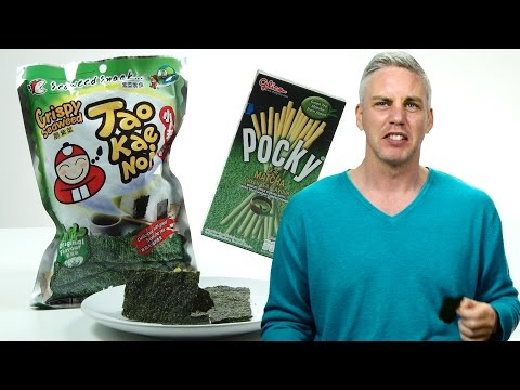 Irish People Taste Test Japanese Snacks