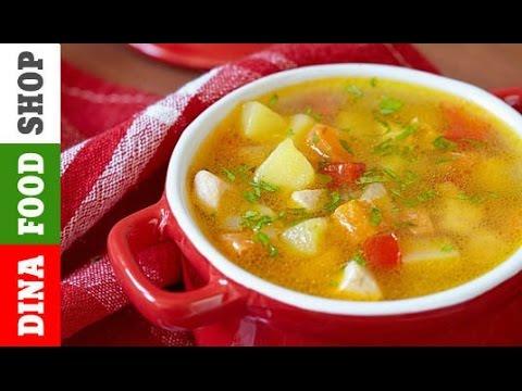 Рецепты супов -