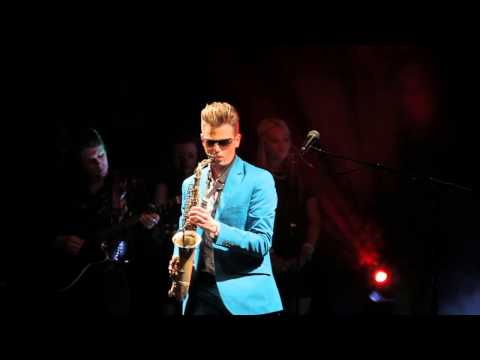 Joe Leader - Caruso (LIVE SAX, London 2013)