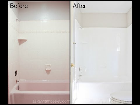 resurfaced reglazing total img refinishing bathtub a fiberglass tub reviews can be