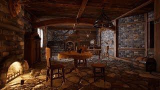 Medieval House Inside