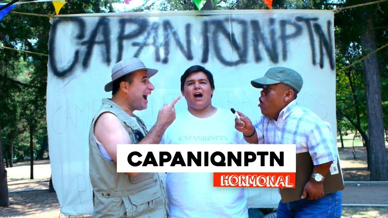 CAMPAMENTO PARA NIÑOS QUE NO PUEDEN TENER NOVIA