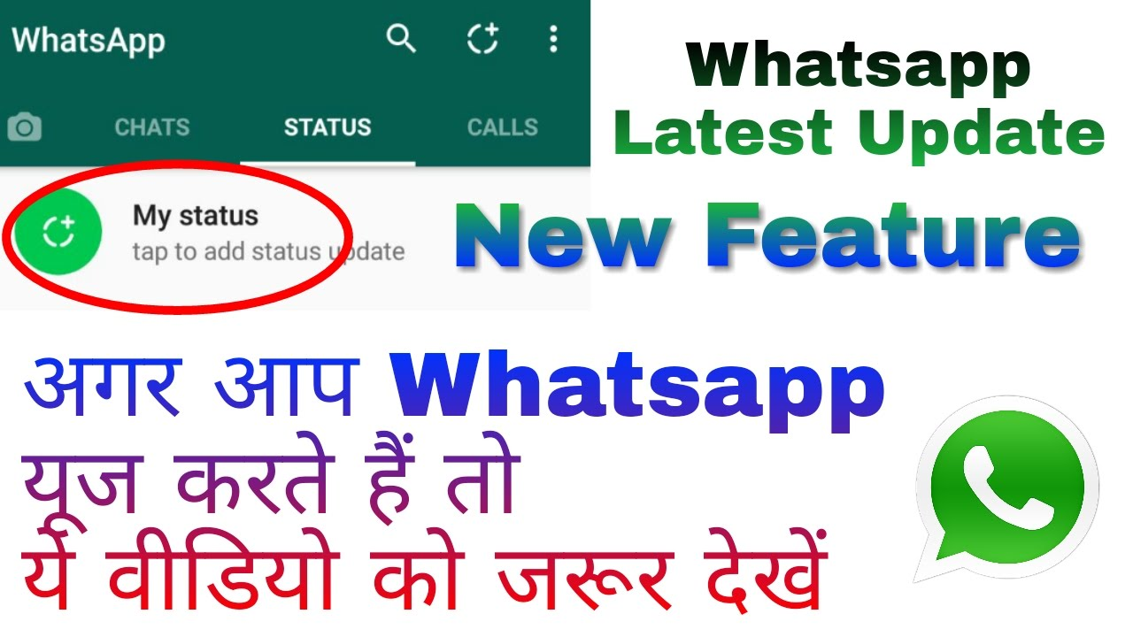 Whatsapp New Update Status Latest Features And Tricks Whatsapp Contact Problem Solution 2017