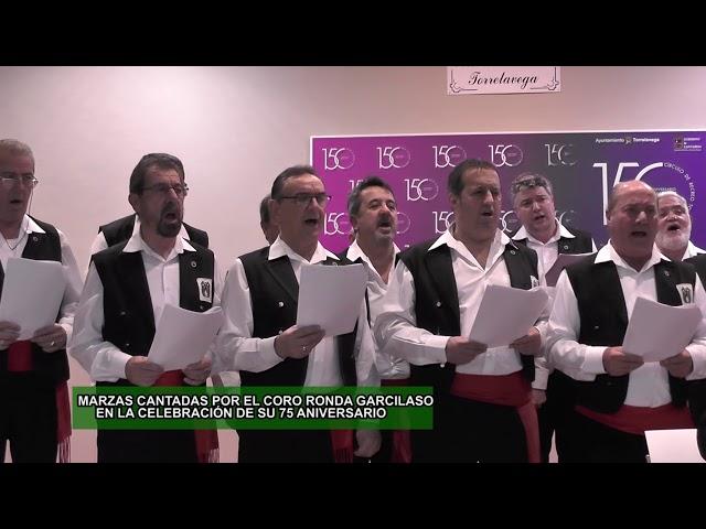 """Bienvenido Marzo con el Coro """"Ronda Garcilaso"""""""