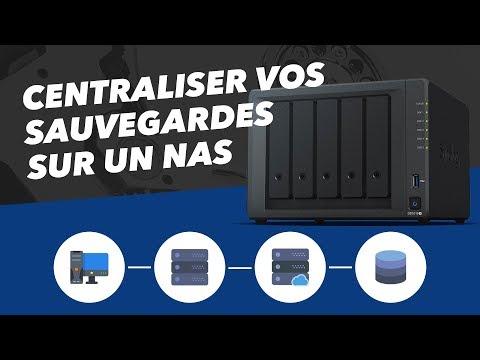 Centraliser Vos Sauvegardes Sur Un NAS : Active Backup De Synology (Présentation)