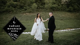Couple Starts Dating in 8th Grade and Get Married 12 Years Later! | Mackenzie + Colt Wedding