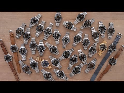 Everything You Need To Know About The Rolex Submariner | Reference Points