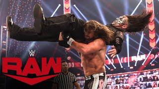 Jeff Hardy vs. AJ Styles – Survivor Series Qualifying Match: Raw, Oct. 26, 2020