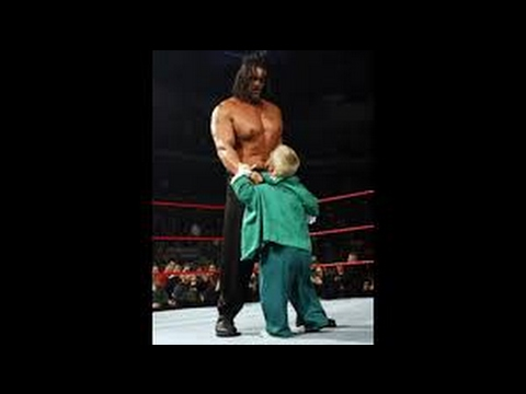 Hornswoggle Vs The Great Khali