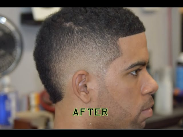 How To Do A Burst Fade | Burst Fade Haircut Tutorial | Featured Barber    Clipzui.com