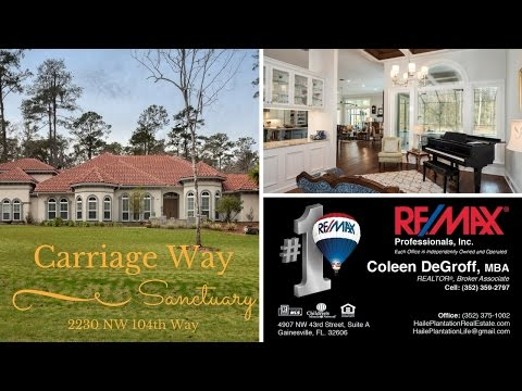 Carriage Way home for sale - Gainesville, Florida