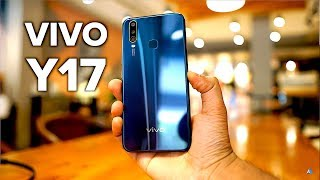 [HINDI] Vivo Y17 REVIEW and UNBOXING [CAMERA, GAMING, BENCHMARKS]