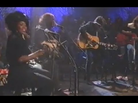 "Unplugged MTV ""Minutes to Memories"" Los Angeles, April 1992"