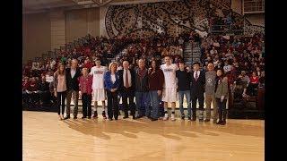 Postgame: Lafayette Men's Basketball vs American