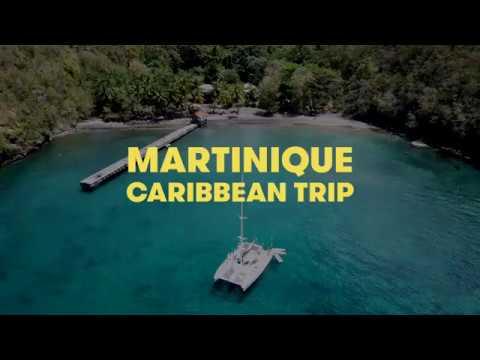 Caribbean Trip - Martinique & Sainte Lucie 4K - BEST TRIP (VLOG)