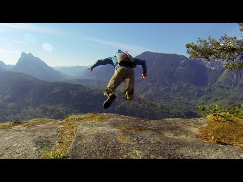 The Most Breath-Taking Jump Ever Caught On Camera!