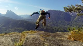 GoPro: Majestic Wilderness BASE Jump
