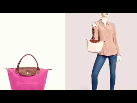 0b5aac2741fb Longchamp Le Pliage Mini Tote Review What s In My Bag - YouTube