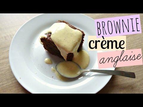 brownie-et-crème-anglaise---léa-cooking