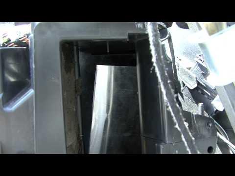 Jetta 01 heater - a/c repair