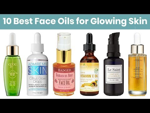 10-best-face-oils-2019-|-hydrating,-anti-aging,-protecting-and-nutrient-for-facial-skin