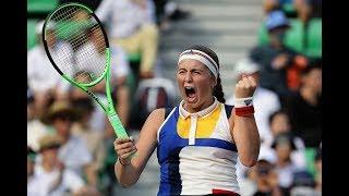 2017 Korea Open Semifinals | Jelena Ostapenko vs Luksika Kumkhum | WTA Highlights