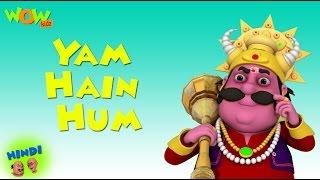 Yam Hain Hum - Motu Patlu in Hindi WITH ENGLISH, SPANISH & FRENCH SUBTITLES