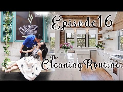 HOME MAKEOVER| House cleaning Routine