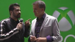 Xbox One AJ Interview w/ Major Nelson
