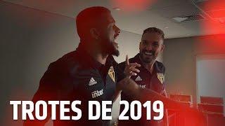 TROTES 2019: LÉO, IGOR, BIRO BIRO, WILLIAN, VOLPI E PABLO   SPFCTV