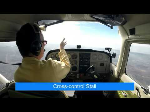 Demonstrated Stalls - Private Pilot Training