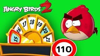 Angry Birds 2 Прохождение, башня удачи 15 этаж fortune tower 15th floor. 110 lvl