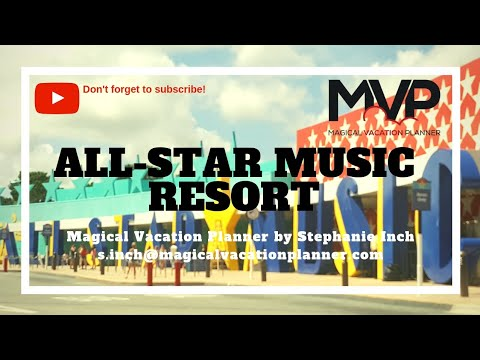 All Star Music Resort