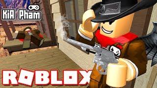 Roblox - France GUNSHOT-[Bounties!] Gunslingers - France KiA Pham (en)