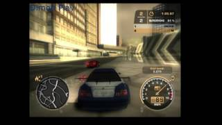 Need for Speed Most Wanted Прохождения #1