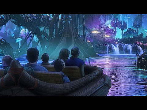 Thumbnail: 🗻 PANDORA / AVATAR UPDATES! | DISNEY'S ANIMAL KINGDOM 2017 4K HD