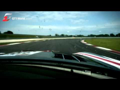 GT1-LIFE - Lap of The Slovakia Ring with the ALL-INKL.COM Münnich Motorsport GT1 Car | GT World