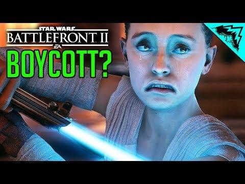 Battlefront 2 BOYCOTT? Crate System Needs Fix