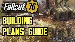 Fallout 76 - C.A.M.P Building Plans Location Guide