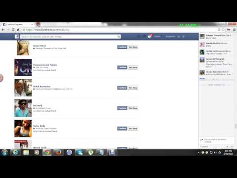 [ NEW ] How To Accept All Friend Requests At Once On Facebook ( Updated 2014  )