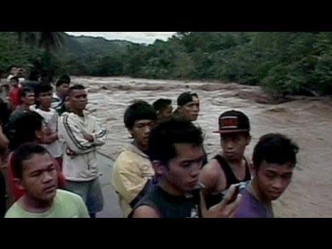 """""""Bopha"""" verwüstet Mindanao"""