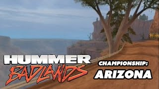 Xin Plays: Hummer Badlands (PS2) Part 6: Championship: Arizona