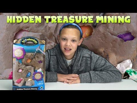 Wonderology Hidden Treasure Mining