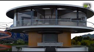 na une maison rotative pour profiter au