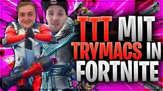 🤣😂 LACHFLASH GARANTIE!!! TTT mit Trymacs und Co. | Fortnite Battle Royale