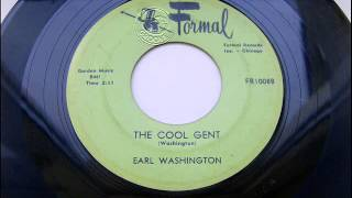 EARL WASHINGTON   THE COOL GENT