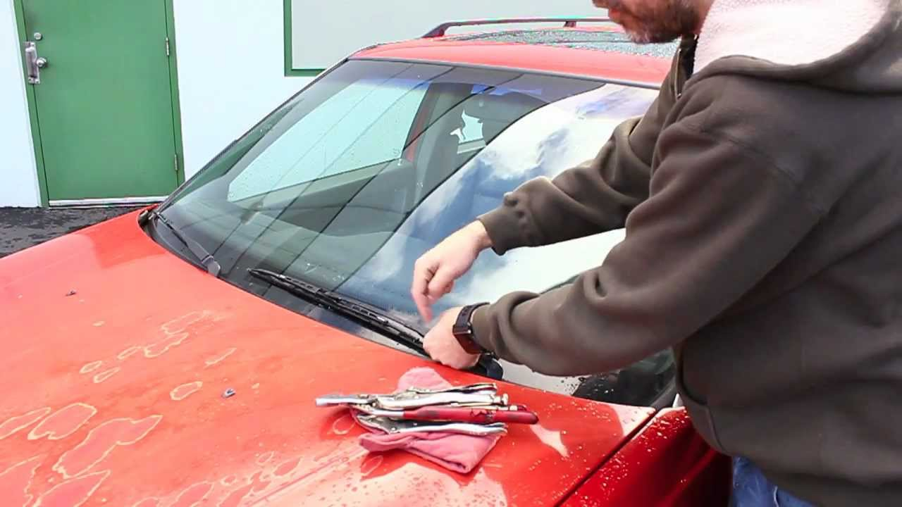 Ipd Volvo Wiper Arm Fix 850 Youtube 740 Wiring Diagrams