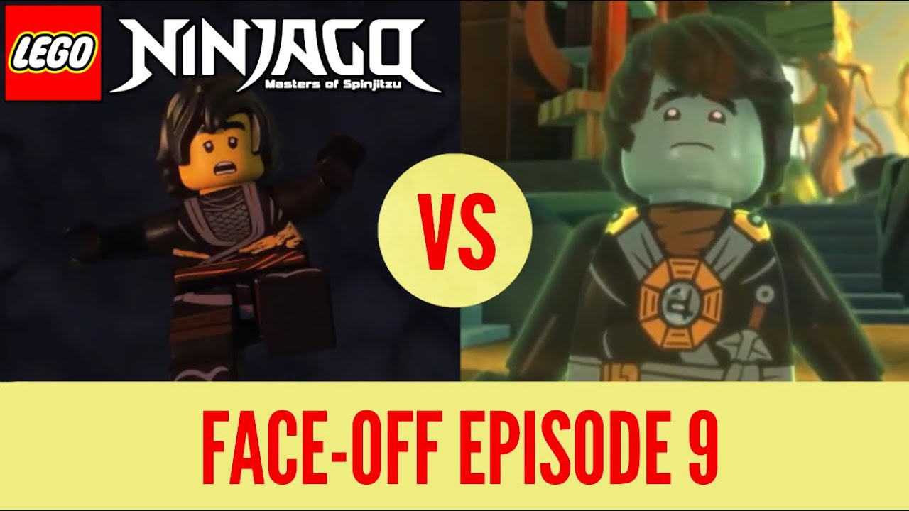 "Download Ninjago Face-Off Episode 9: Cole's Fall vs. ""I'm a Ghost"""