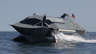 GHOST: Stealth ship of the future